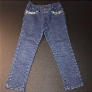 Lucky Brand Jean Girls Size 3T